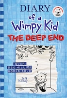 The Deep End (Diary Of A Wimpy Kid Book 15) Indigo Exclusive Edition