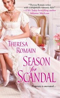 Book Season For Scandal by Theresa Romain