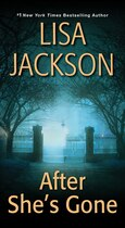 Book After She's Gone by Lisa Jackson