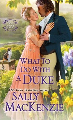 Book What To Do With A Duke by Sally Mackenzie