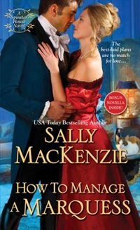 Book How To Manage A Marquess by Sally Mackenzie