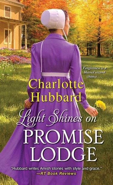 Light Shines On Promise Lodge by Charlotte Hubbard