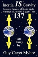 Inertia Is Gravity: Masses, Forces, Motions, And A Number A Little Bit Bigger Than 137