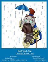 Railroad Joe: The Sight Words Train