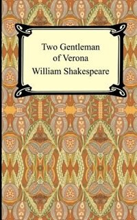 Book Two Gentlemen of Verona by William Shakespeare
