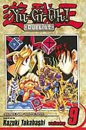 Yu-gi-oh!: Duelist, Vol. 9: Dungeon Dice Monsters by Kazuki Takahashi