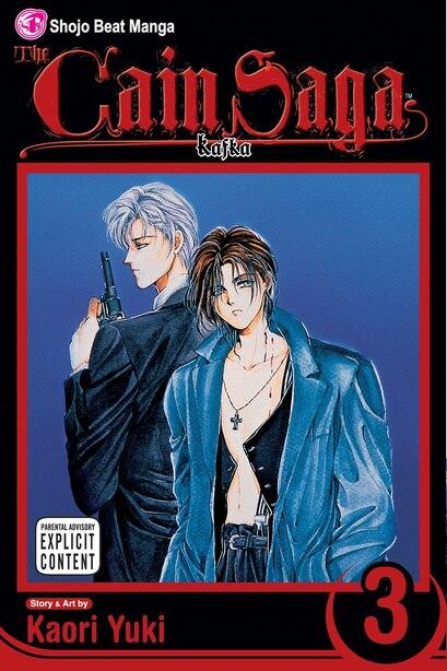 The Cain Saga, Vol. 3 by Kaori Yuki