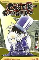 Case Closed, Vol. 8 by Gosho Aoyama