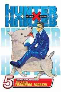 Hunter X Hunter, Vol. 5: Family Matters by Yoshihiro Togashi