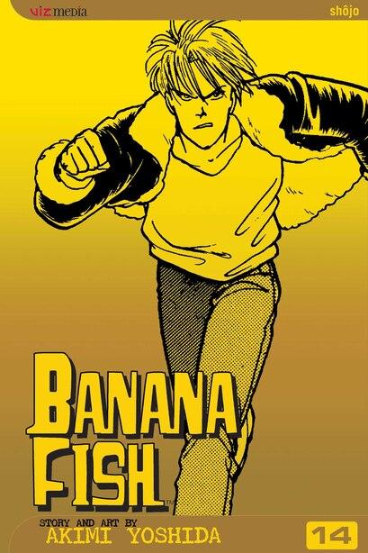 Banana Fish, Vol. 14 by Akimi Yoshida