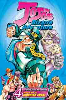 JoJo's Bizarre Adventure: Part 3--Stardust Crusaders, Vol. 4 by Hirohiko Araki
