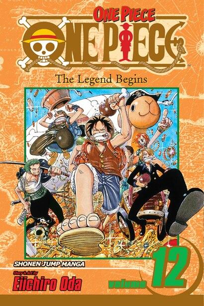 One Piece, Vol. 12 by Eiichiro Oda