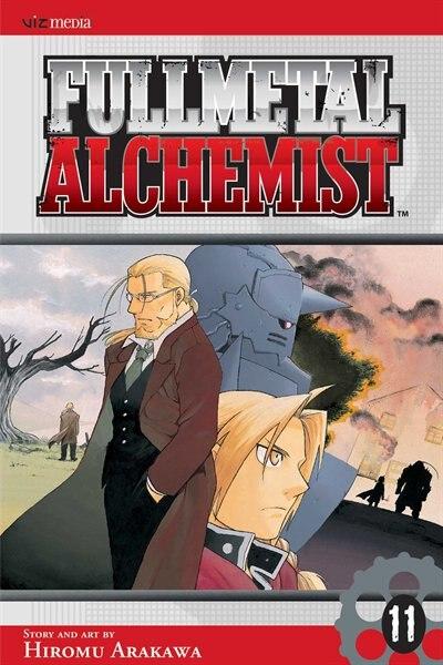 Fullmetal Alchemist, Vol. 11 by Hiromu Arakawa