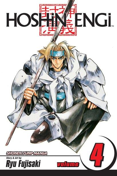 Hoshin Engi, Vol. 4: Rebels by Ryu Fujisaki