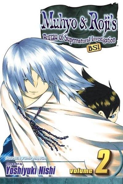 Muhyo & Roji's Bureau of Supernatural Investigation, Vol. 2 by Yoshiyuki Nishi