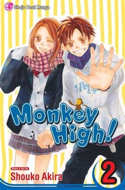 Monkey High!, Vol. 2 by Shouko Akira