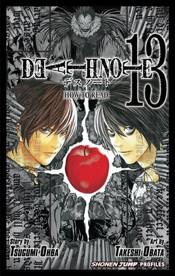 Book Death Note How to Read 13 by Tsugumi Ohba
