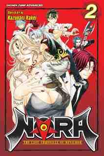 Nora: The Last Chronicle Of Devildom, Vol. 2 by Kazunari Kakei