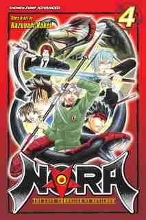 Nora: The Last Chronicle Of Devildom, Vol. 4 by Kazunari Kakei