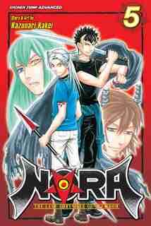 Nora: The Last Chronicle Of Devildom, Vol. 5 by Kazunari Kakei
