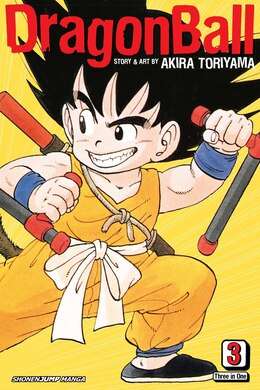 Book Dragon Ball, Vol. 3 (vizbig Edition) by Akira Toriyama