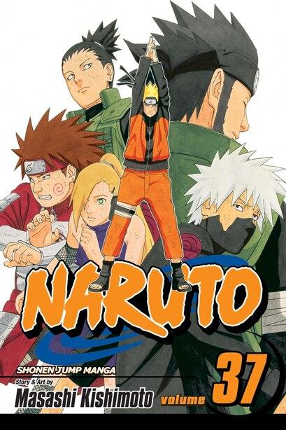 Naruto, Vol. 37: Naruto by Masashi Kishimoto