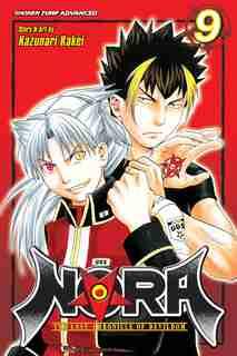 Nora: The Last Chronicle Of Devildom, Vol. 9: The Release by Kazunari Kakei