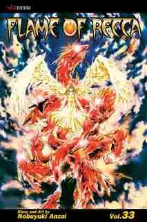 Flame Of Recca, Vol. 33 by Nobuyuki Anzai