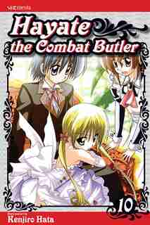 Hayate The Combat Butler, Vol. 10 by Kenjiro Hata