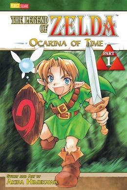 Book The Legend of Zelda, Vol. 1 by Akira Himekawa