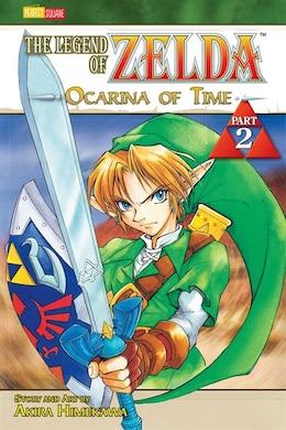 Book The Legend of Zelda, Vol. 2 by Akira Himekawa