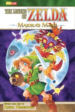 Book The Legend of Zelda, Vol. 3: Majora's Mask by Akira Himekawa