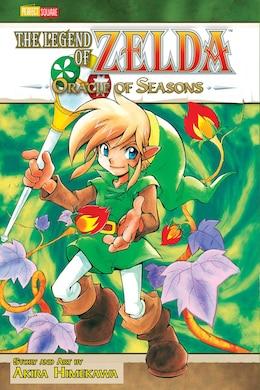 Book The Legend of Zelda, Vol. 4: Oracle of Seasons by Akira Himekawa