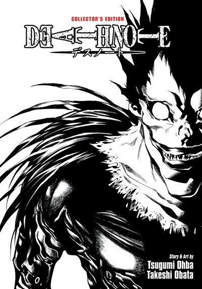 Death Note, Vol. 1 (Collector's Edition) by Tsugumi Ohba