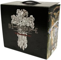 Book Death Note Box Set  (vol.s 1-13): Volumes 1 - 13 by Tsugumi Ohba