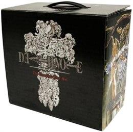 Book Death Note Box Set  (vol.s 1-13): Volumes 1 - 13 by Tsugumi Ohba