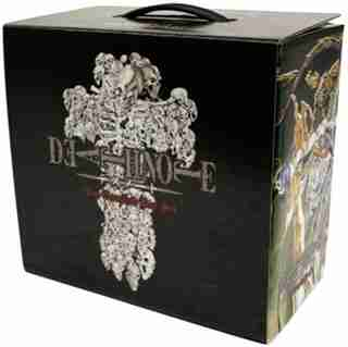 Death Note Box Set  (Vol.s 1-13): Volumes 1 - 13 by Tsugumi Ohba