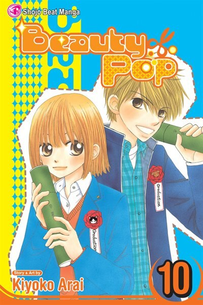Beauty Pop, Vol. 10 by Kiyoko Arai