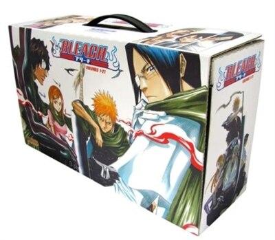 Bleach Box Set 1: Volumes 1-21 with Premium by Tite Kubo