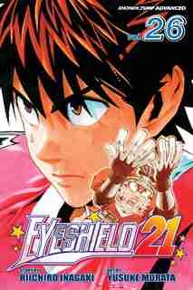 Eyeshield 21, Vol. 26: Rough 'n' Tumble by Riichiro Inagaki