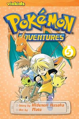 Book Pokémon Adventures, Vol. 5 (2nd Edition) by Hidenori Kusaka