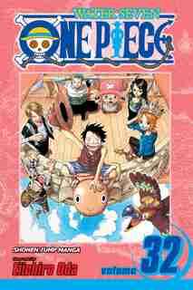 One Piece, Vol. 32: Love Song by Eiichiro Oda