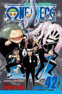One Piece, Vol. 42 by Eiichiro Oda