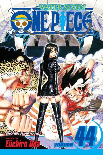 One Piece, Vol. 44 by Eiichiro Oda