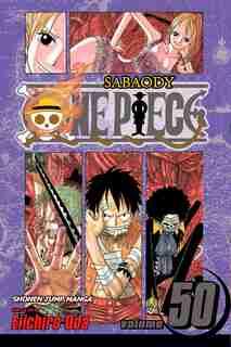 One Piece, Vol. 50: Arriving Again by Eiichiro Oda