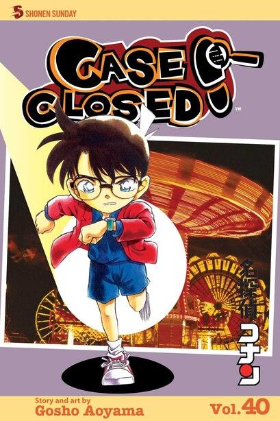 Case Closed, Vol. 40 by Gosho Aoyama