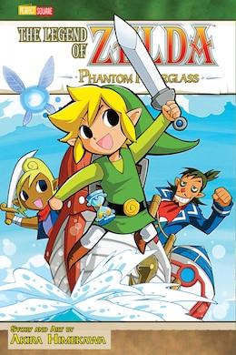 Book The Legend of Zelda, Vol. 10: Phantom Hourglass by Akira Himekawa