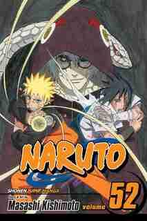 Naruto, Vol. 52: Cell Seven Reunion by Masashi Kishimoto