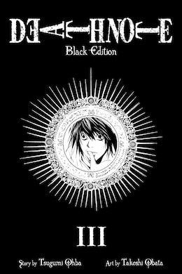 Book Death Note Black Edition, Vol. 3 by Tsugumi Ohba