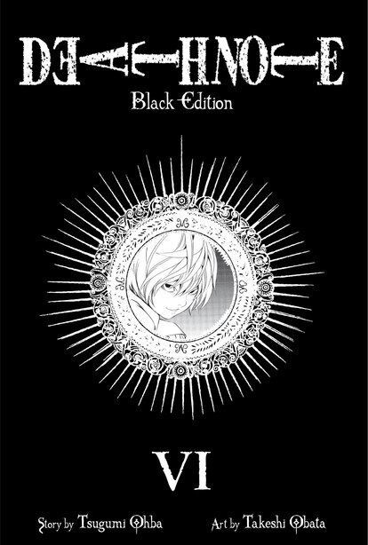 Death Note Black Edition, Vol. 6 by Tsugumi Ohba
